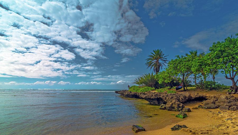 Paradise Photograph - Haleiwa Beach by Bob Juarez