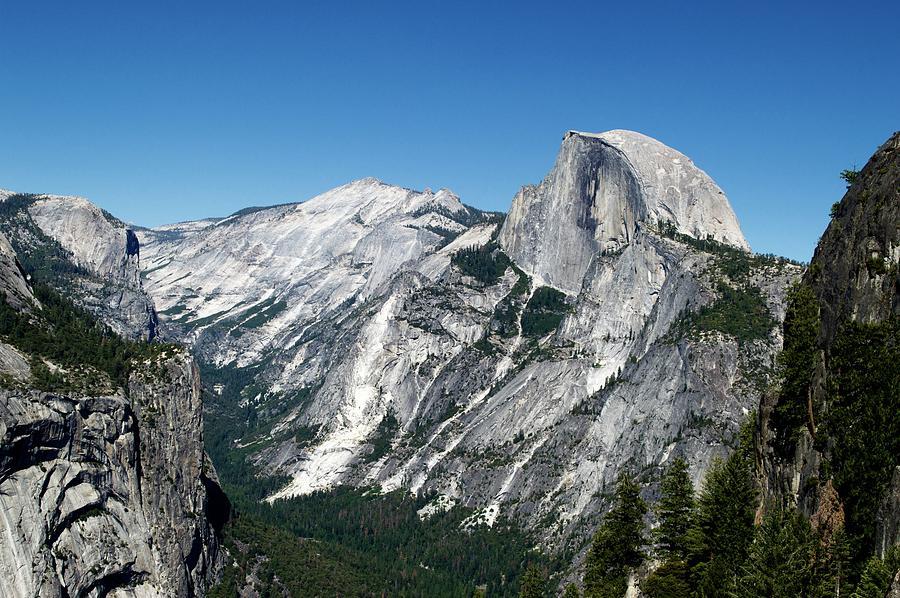Yosemite Photograph - Half Dome by Nick Jones