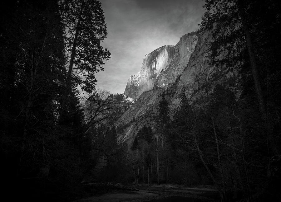 Half Dome Yosemite Photograph