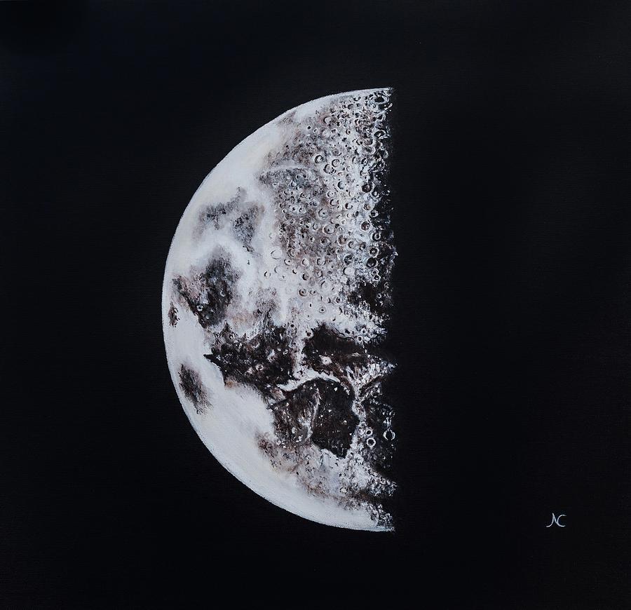 Half Moon by Neslihan Ergul Colley