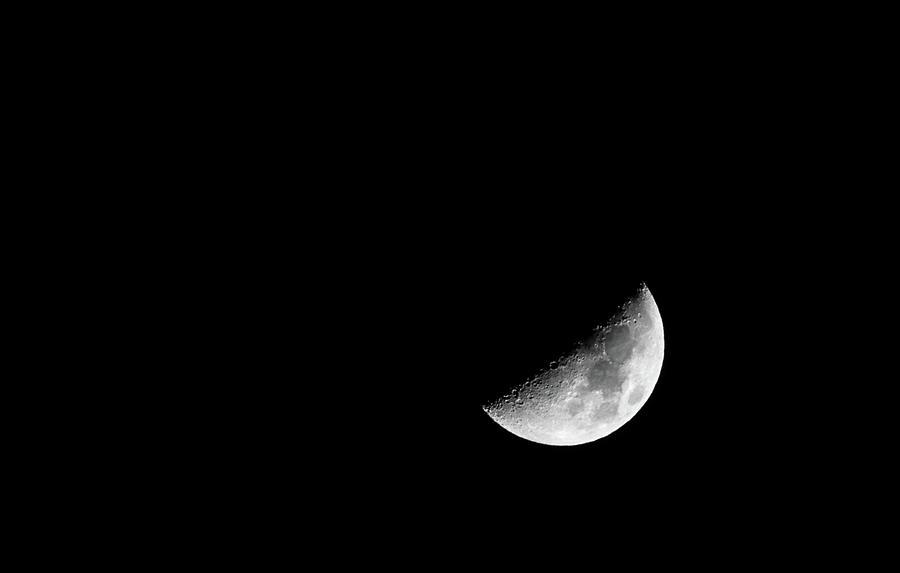 Half Moon by T Brian Jones
