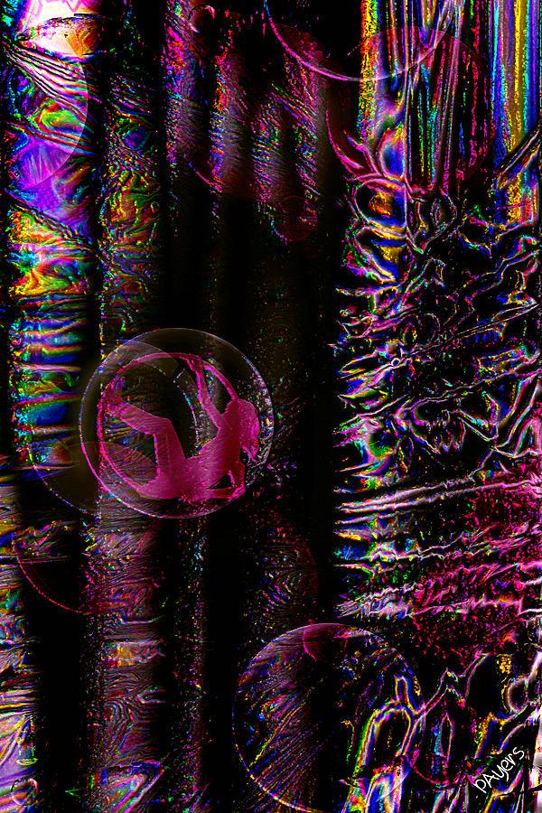 Paula Digital Art - Hall Of Dreams by Paula Ayers