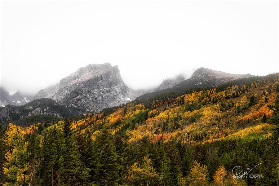 Hallett Peak by PiperAnne Worcester