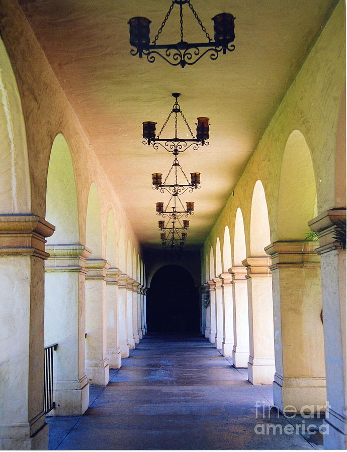 Building Photograph - Hallowed Halls by Crystal Nederman