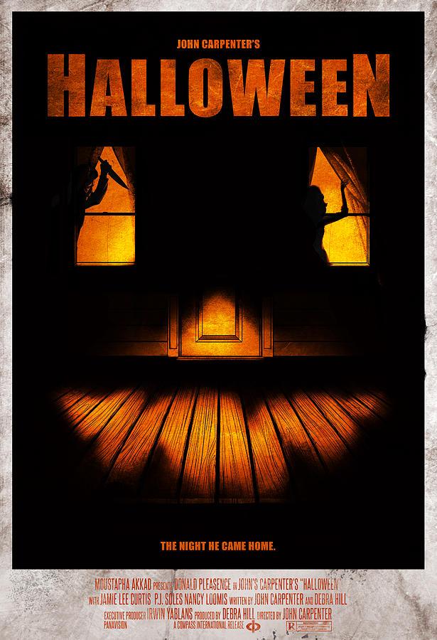 Halloween Poster Art.Halloween Alternative Movie Poster