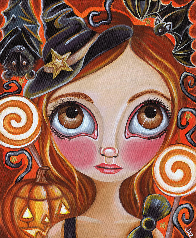 Halloween Magic by Jaz Higgins