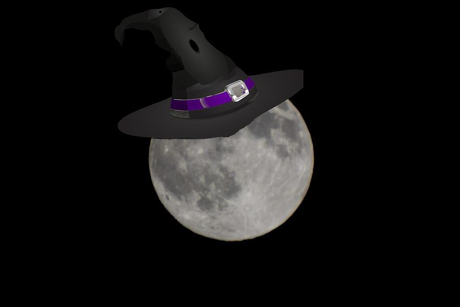 Halloween Moon by Gary Smith