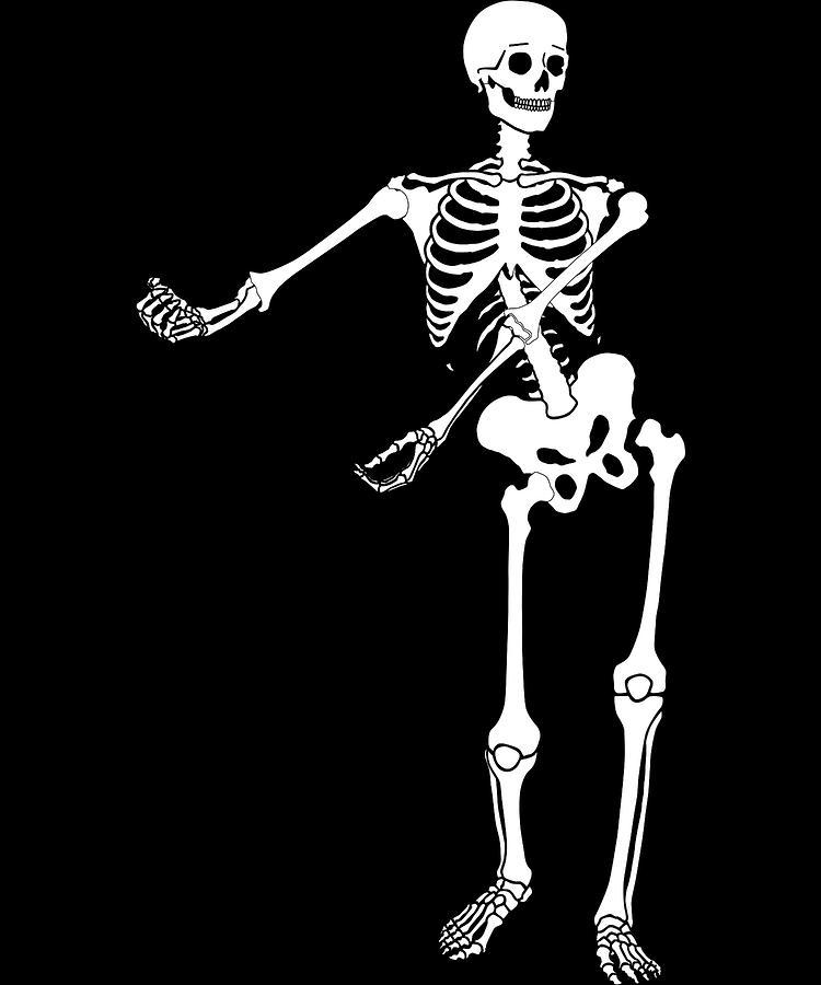 Halloween Skeleton.Halloween Skeleton Floss Dance Kids Sign Youth Dance
