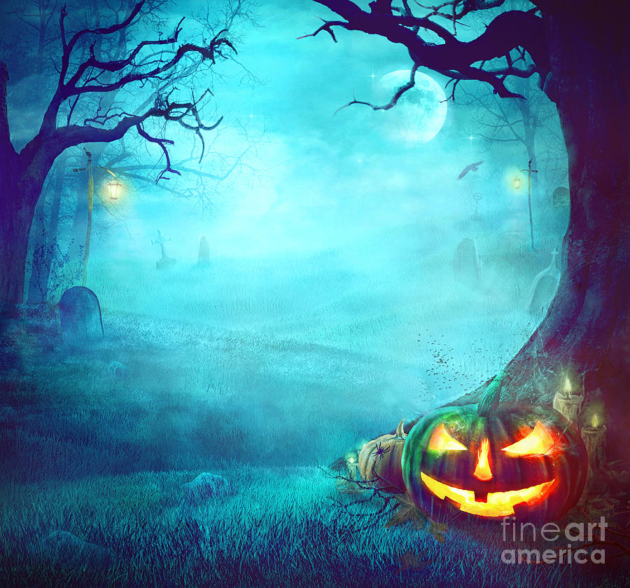 Halloween Spooky.Halloween Spooky Background