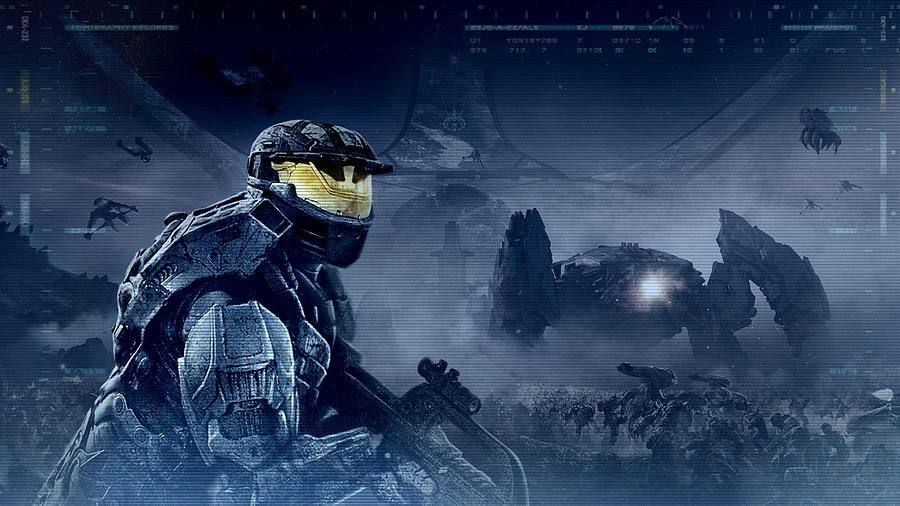 Halo Wars 2 Digital Art By Lonna Egleston