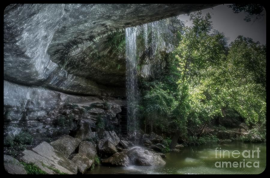 Landscape Photograph - Hamilton Springs, Texas by Luther Fine Art
