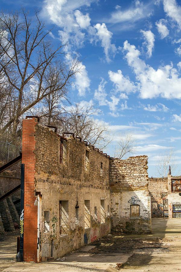 Old Hamm's Brewery St. Paul Minnesota by Toni Thomas