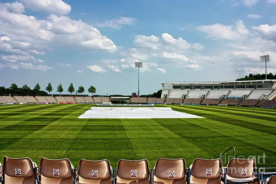 Hampshire County Cricket Ground