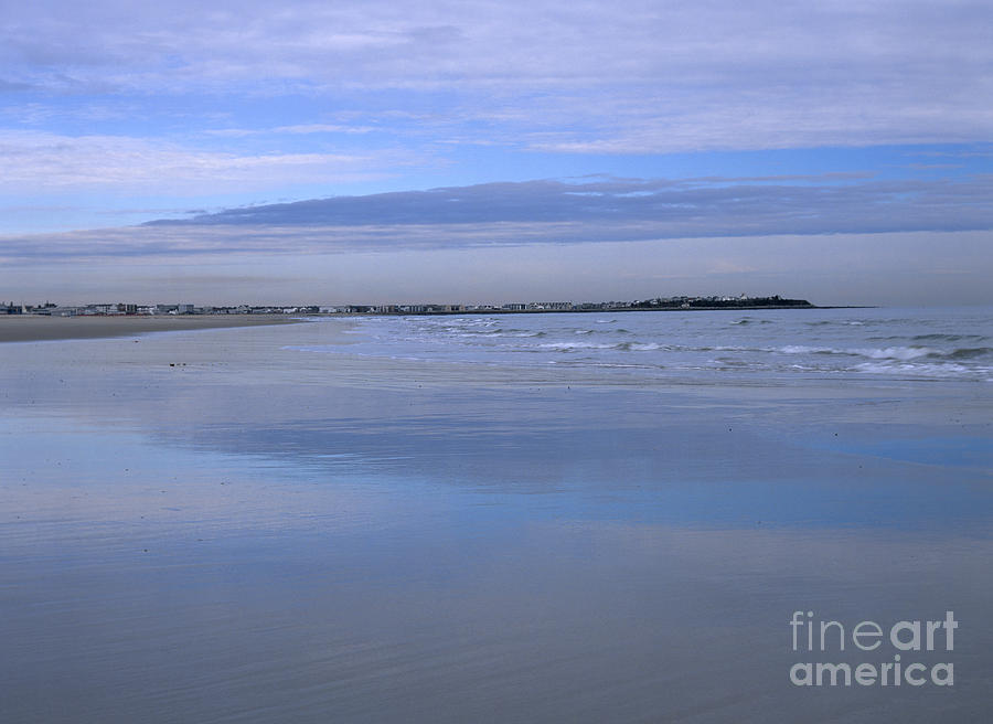 Beach Photograph - Hampton Beach New Hampshire Usa by Erin Paul Donovan
