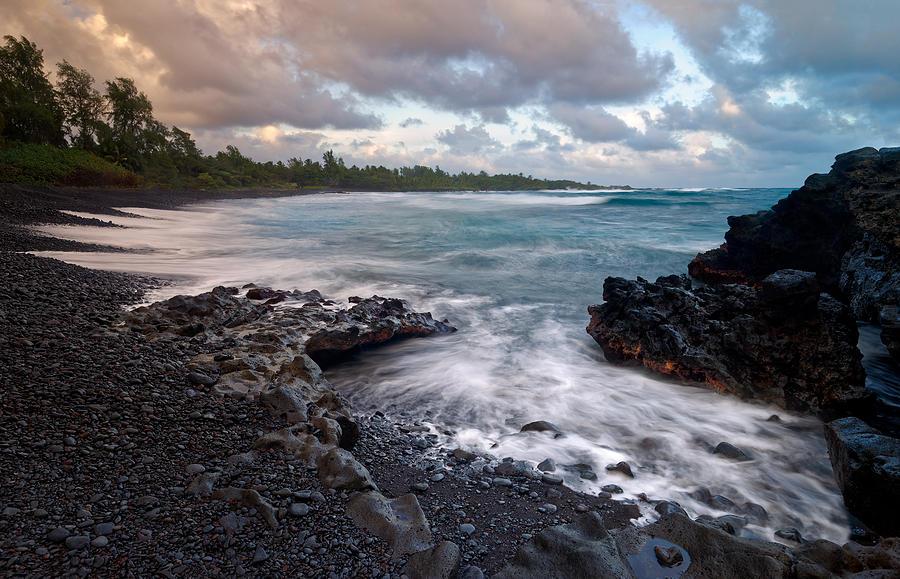 Maui - Hana Bay Photograph
