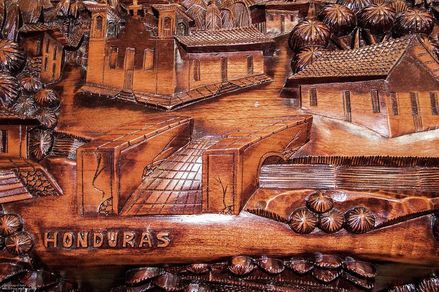 Handmade wood carvings