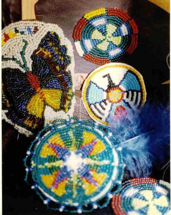 Beads Photograph - Handmade by Margaret Platt