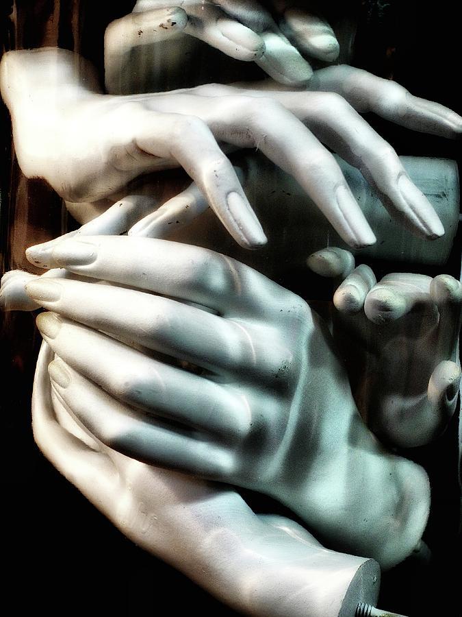 Hands by Newel Hunter