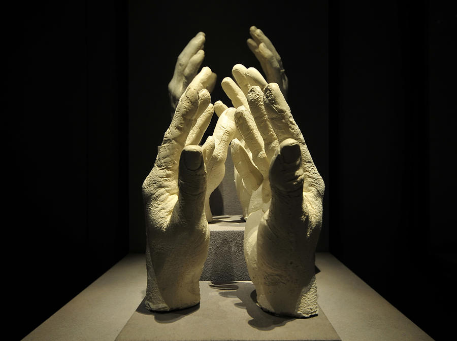 Fine Art Photography Photograph - Hands Of Apollo by David Lee Thompson