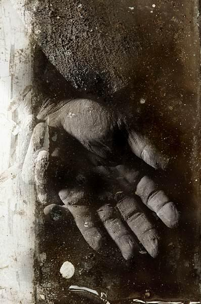 Hands Photograph by Patrick Steyn