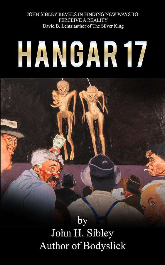 Poster Digital Art - Hangar 17 by John Sibley