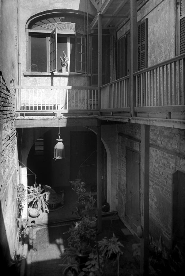 New Orleans Photograph - Hanging Lantern by Crescent City Collective