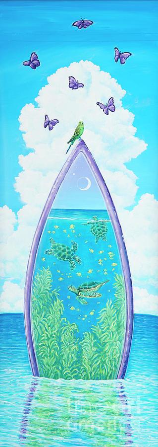Hanging on to Paradise by Elisabeth Sullivan