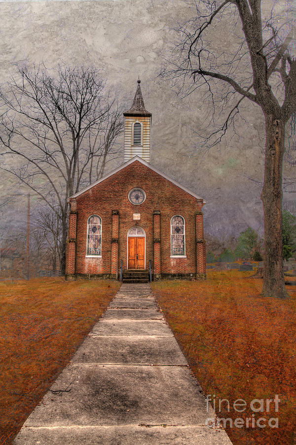 Travel Photograph - Hanover Luthern Chruch  by Larry Braun