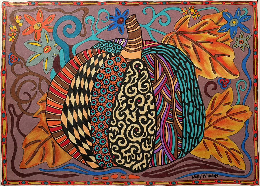 Happy Autumn  by Molly Williams