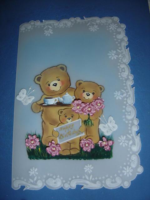Happy Birthday Cards Drawing by Carmen Aldana