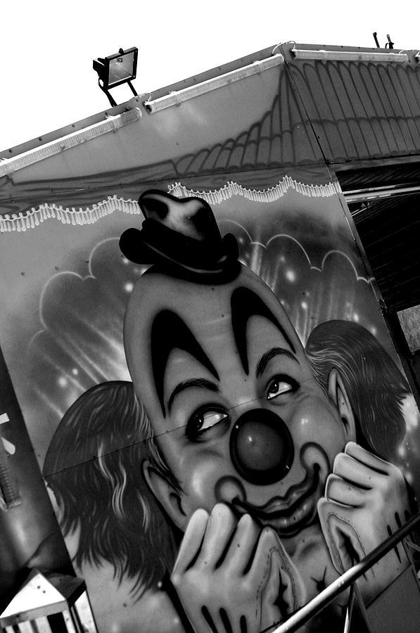 Photographer Photograph - Happy Clown by Jez C Self