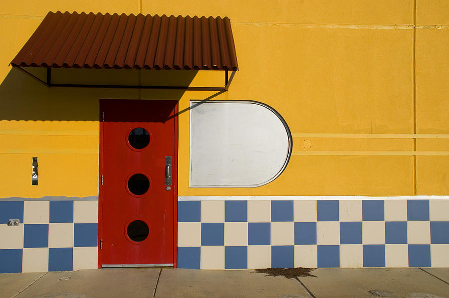 Architecture Photograph - Happy Days by Skip Hunt