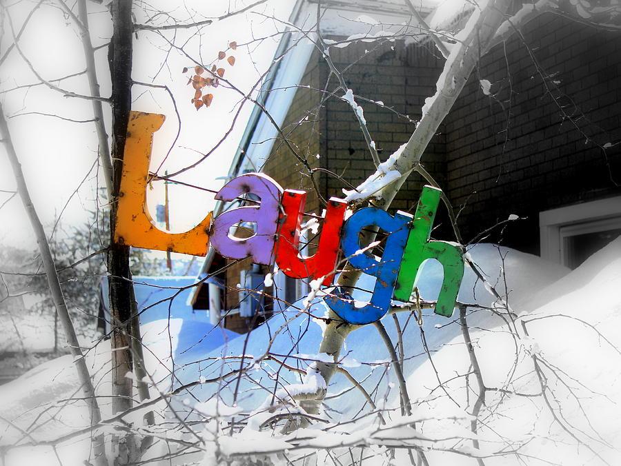 Laugh Photograph