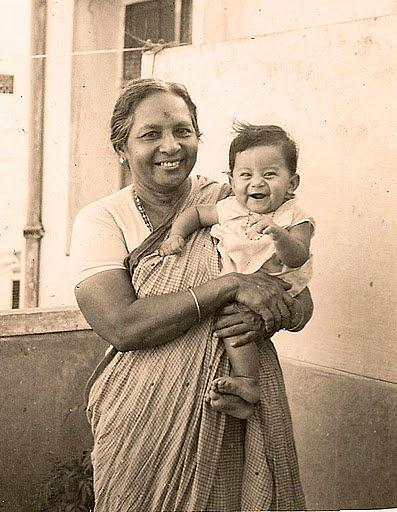 Happy Granny And Grandson Photograph by Asha Sudhaker Shenoy