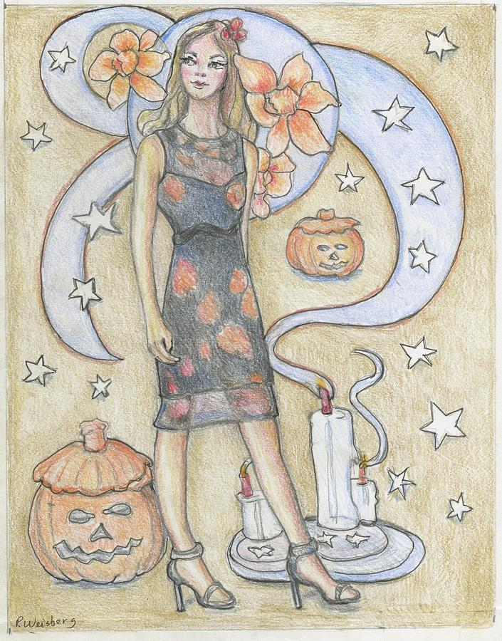 Happy Halloween by Pamela Weisberg