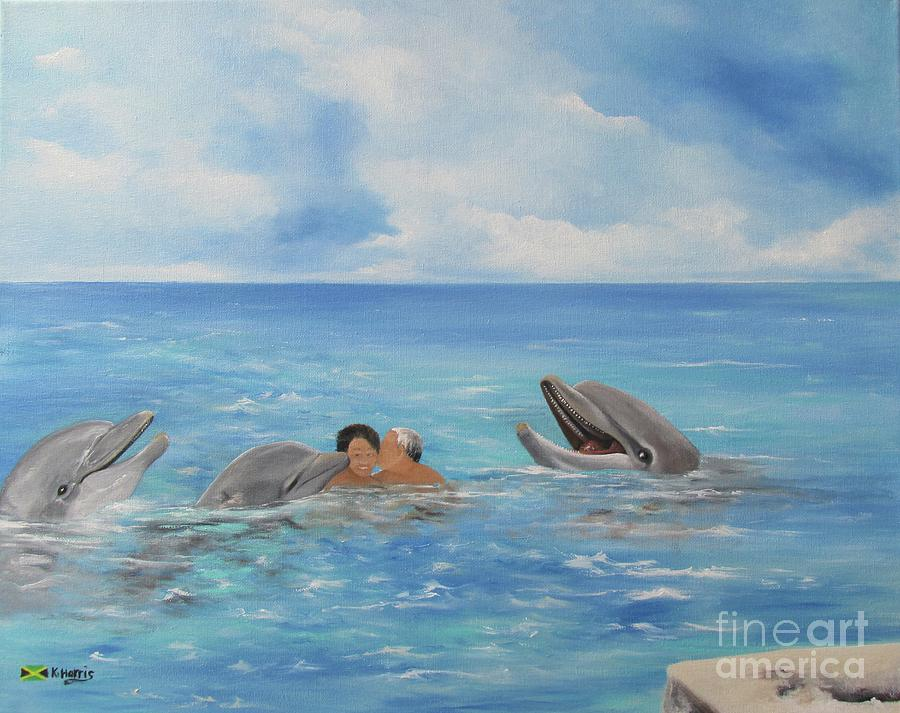 Happy Moments by Kenneth Harris