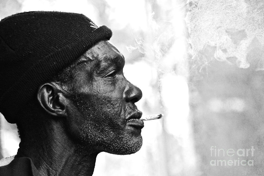 Negril Photograph - A Peace Of Life by Andrea Spritzer
