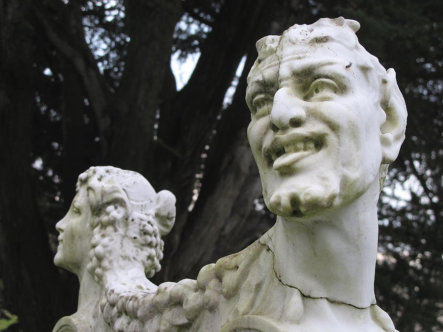 Busts Photograph - Happy Together by John King