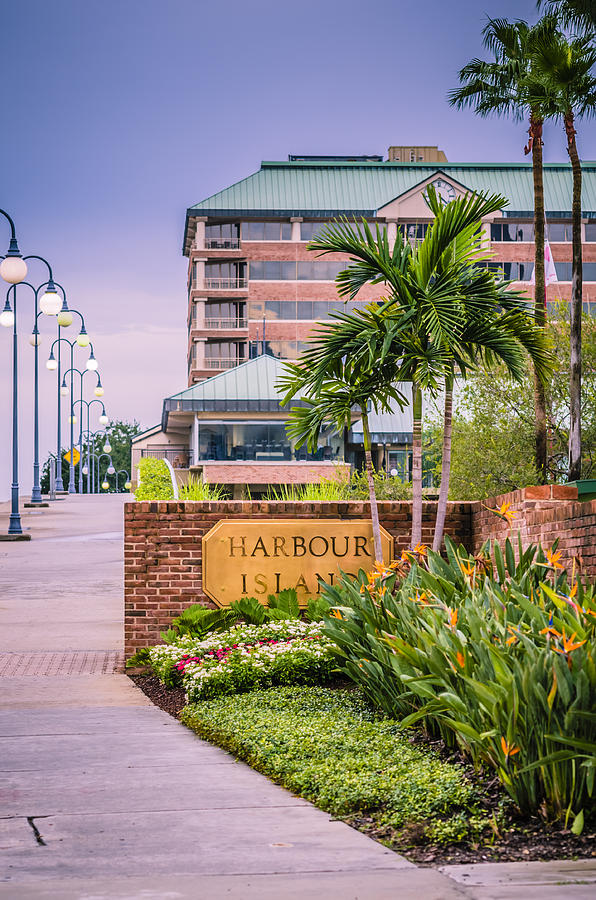 Harbour Island Photograph - Harbour Island Retreat by Carolyn Marshall
