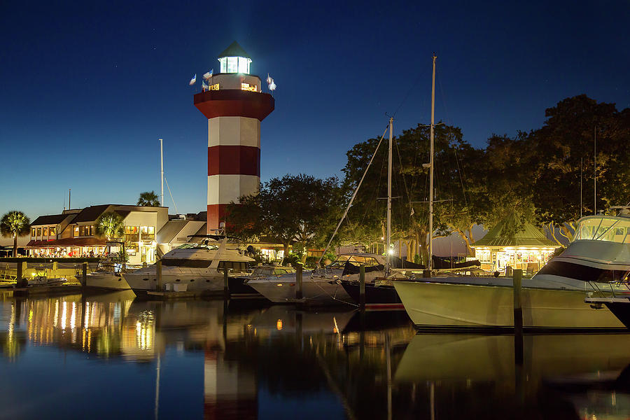 Harbour Town Lighthouse 4114 Photograph