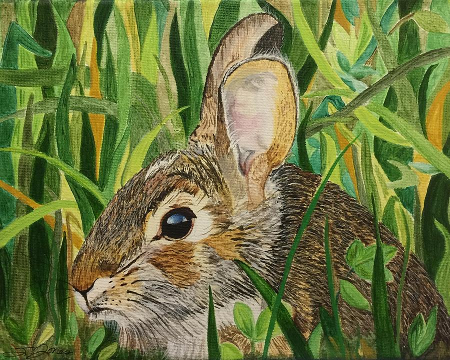 Hare's Breath by Sonja Jones