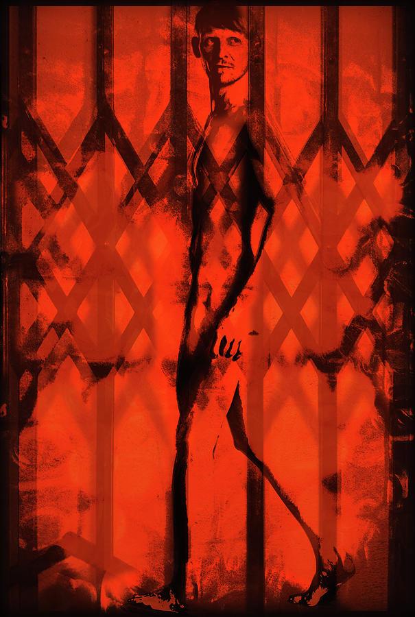 Harlequin - 2/10 by John Waiblinger