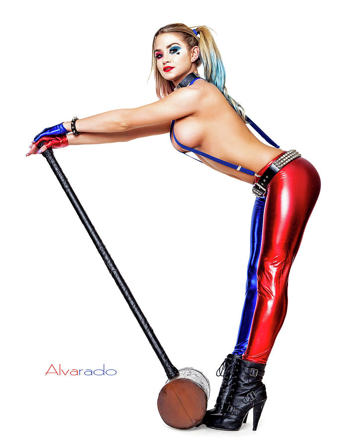 69df7623e0 Harley. Model Allie Harley series. Robert Alvarado