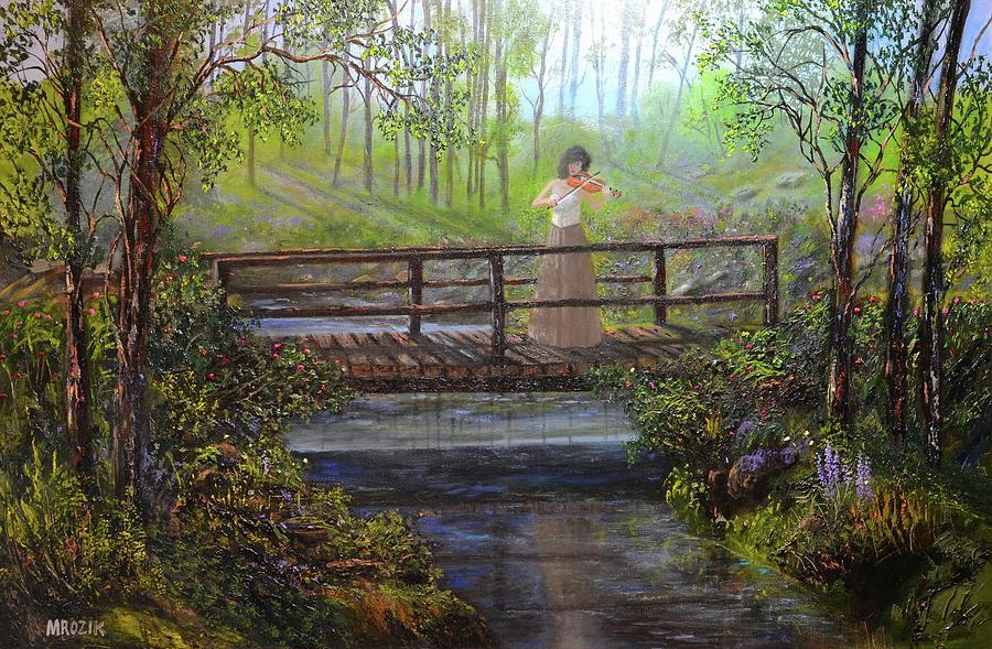 Harmany Painting