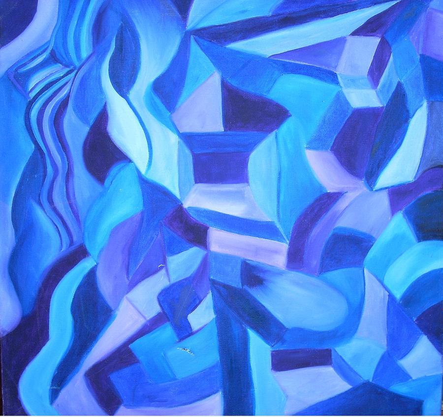 Harmeny Painting by Joseph  Arico