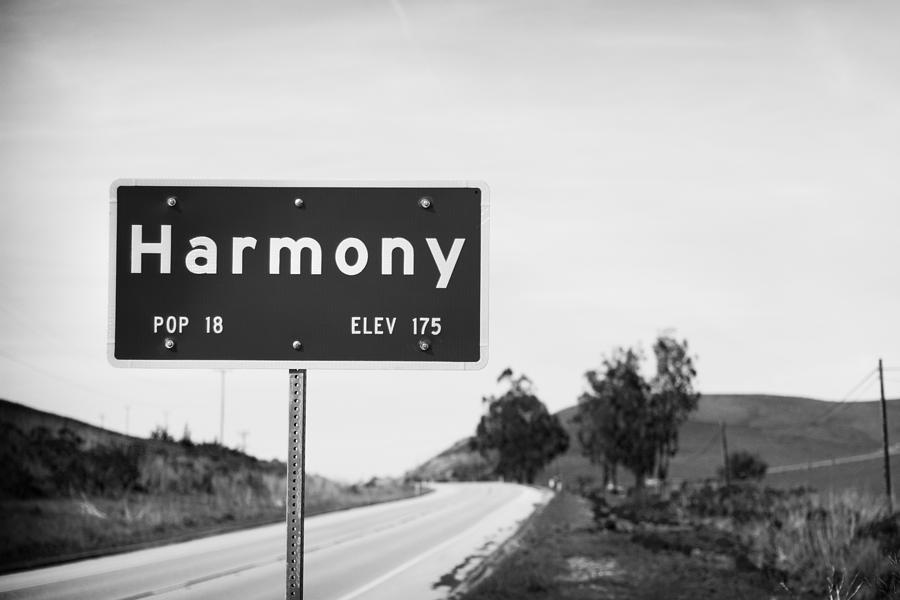 Harmony Photograph - Harmony by John Gusky