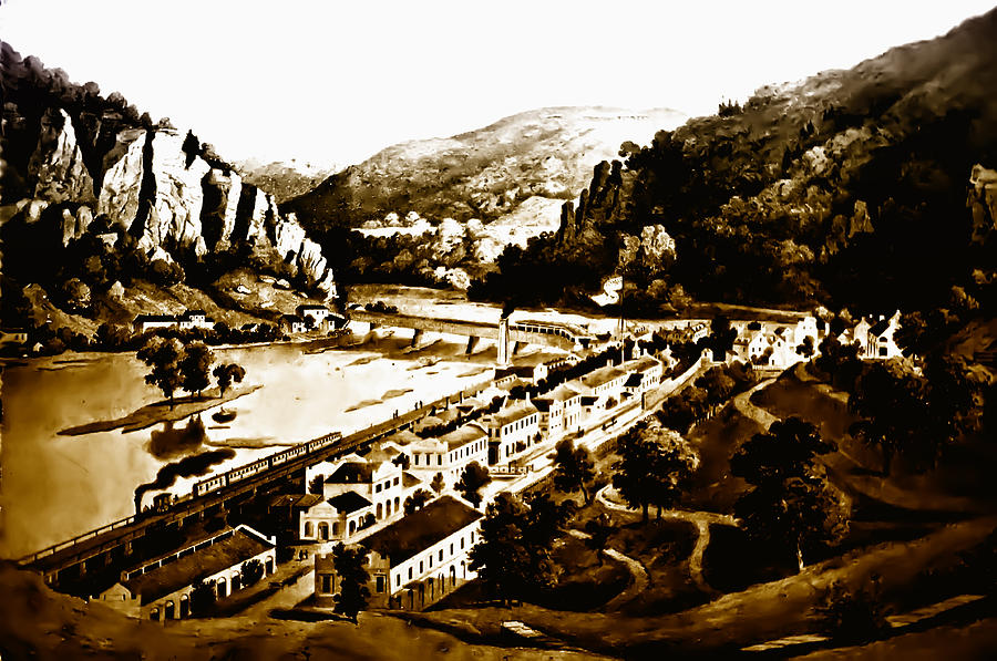 Harpers Ferry Photograph - Harpers Ferry by Bill Cannon