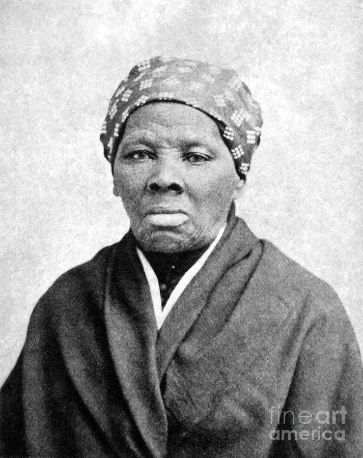 1895 Photograph - Harriet Tubman 1823-1913.  To License For Professional Use Visit Granger.com by Granger