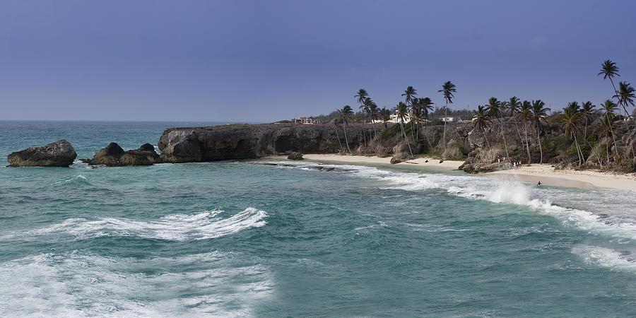 Caribbean Photograph - Harrismith Beach - Barbados by Andrew Soundarajan