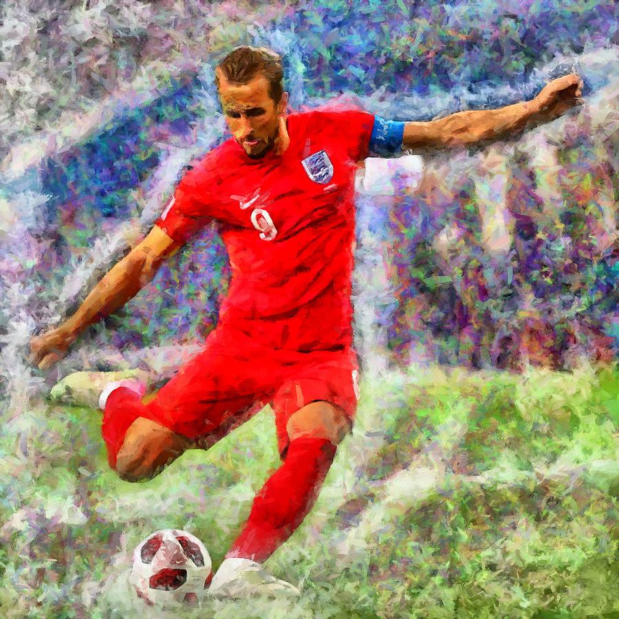 Harry Kane by Caito Junqueira